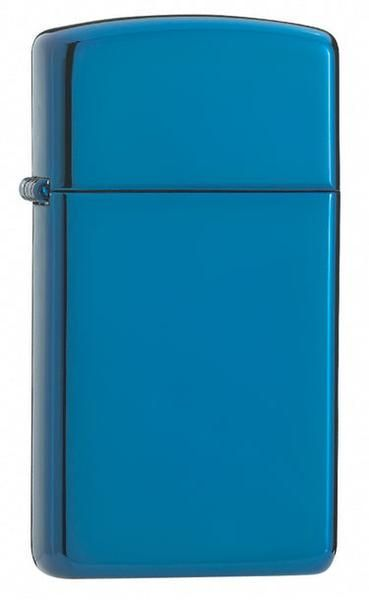 Zippo Slim Sapphire Lighter - Oxeme Gifts