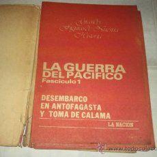 CD GUERRA DEL PACIFICO ( CHILE, BOLIVIA, PERU ) LOS PROTAGONISTAS , MAS DE 300 FOTOS Y DESCRIPCIONES