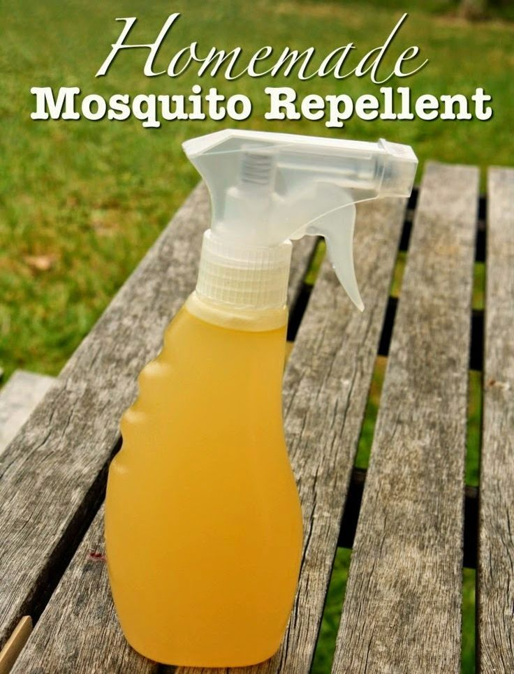 The simple solution mom home made weed killer mosquito - Natural insect repellent for gardens ...