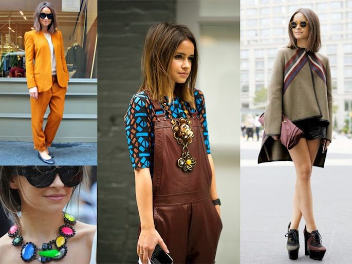 11 Best Style Icons Images On Pinterest Style Icons Miroslava Duma And Statement Necklaces