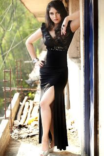 Actress Sherin Shingar Hot Photoshoot