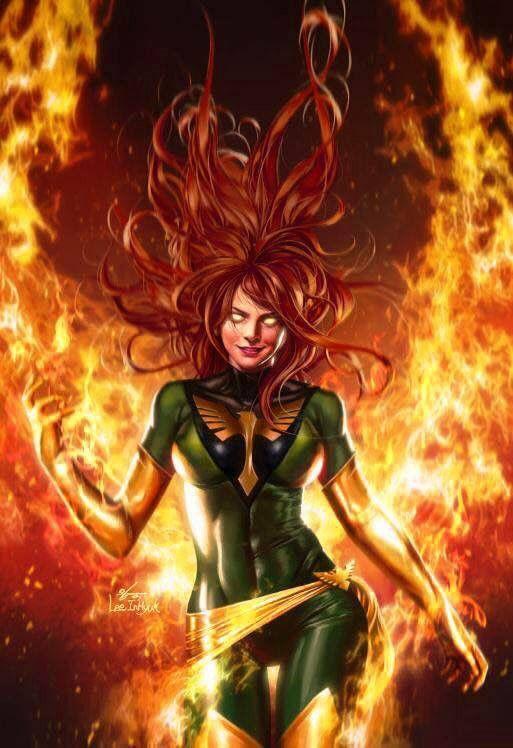 Phoenix- Jean Grey