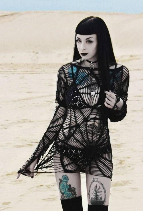 Vampire Warrior Gal Makeup. Cosplay.