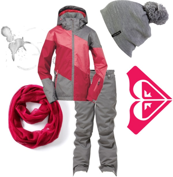 """Snowboarding Gear"" by blondevolume on Polyvore"