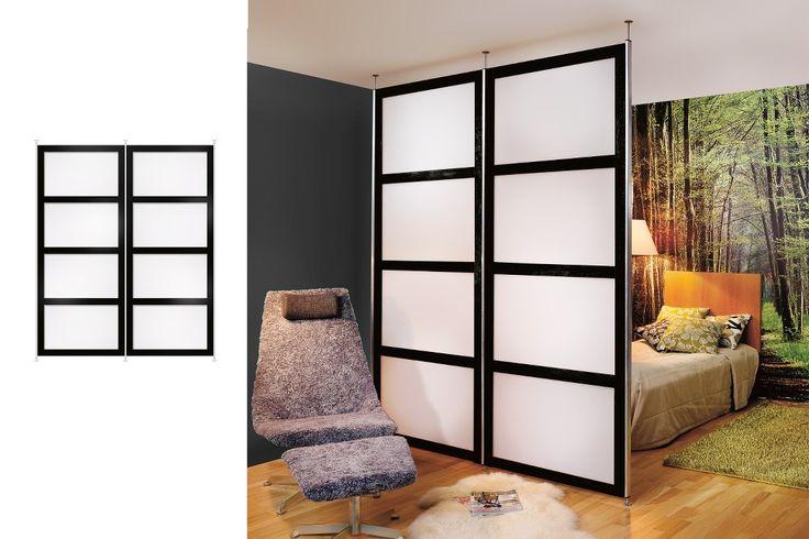 Lundbergs skjutdörr och rumsavdelare Shoji Konceptet för Shoji täcker in funktioner både för rums- avdelare och skjutdörrar. De färdiga måtten för ramverk  och fyllningar är anpassningsbara, en perfekt lösning för  gör-det-självare. Den funktionella designen och den tidlösa stilen sätter inga gränser för var Shoji passar in.