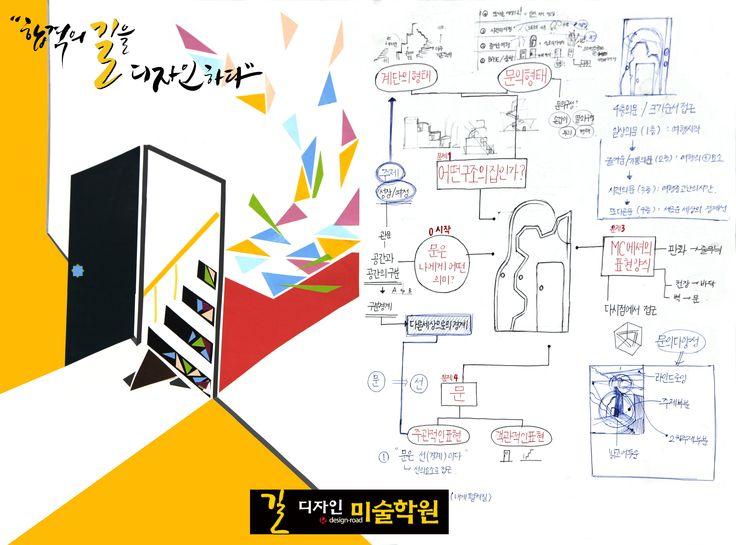 서울대 기초소양실기 전공적성평가 디자인 입시전문 길미술학원