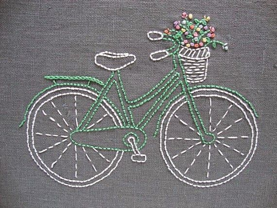 Frayed Bicycles II / Bicycles II