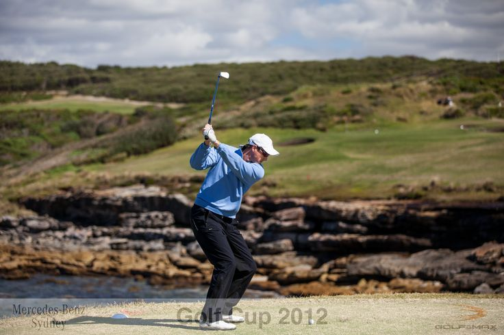 Mercedes Benz Golf Cup 2012 - Luke Elvy - 6th Hole NSW Golf Club.
