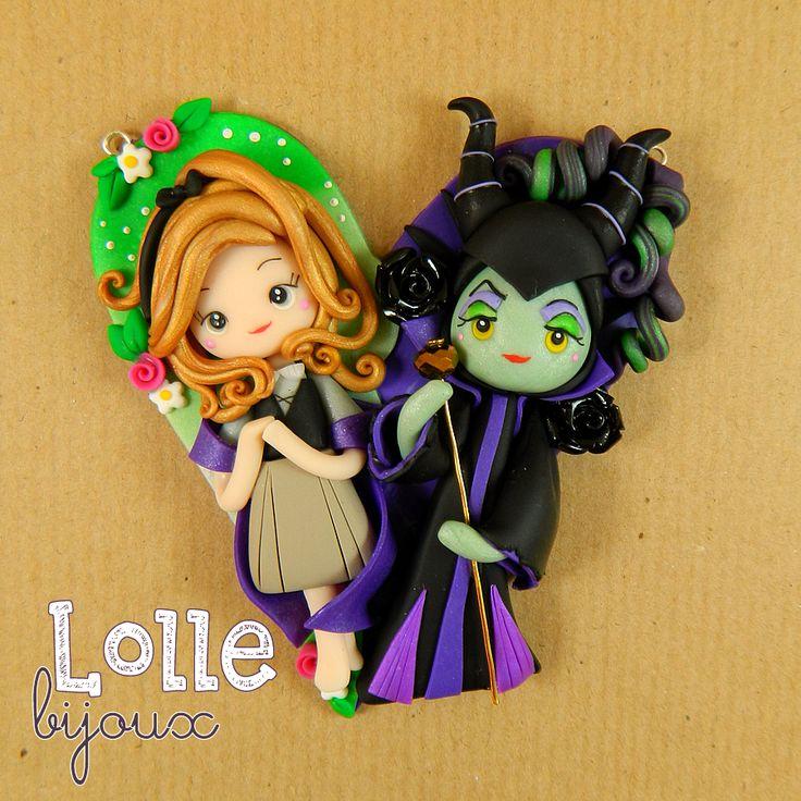 Aurora e Malefica ♥