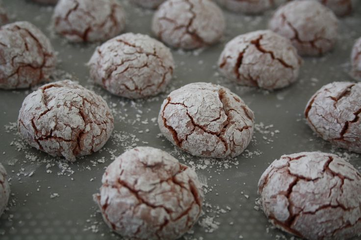 Faux amaretti - Recyclage macarons