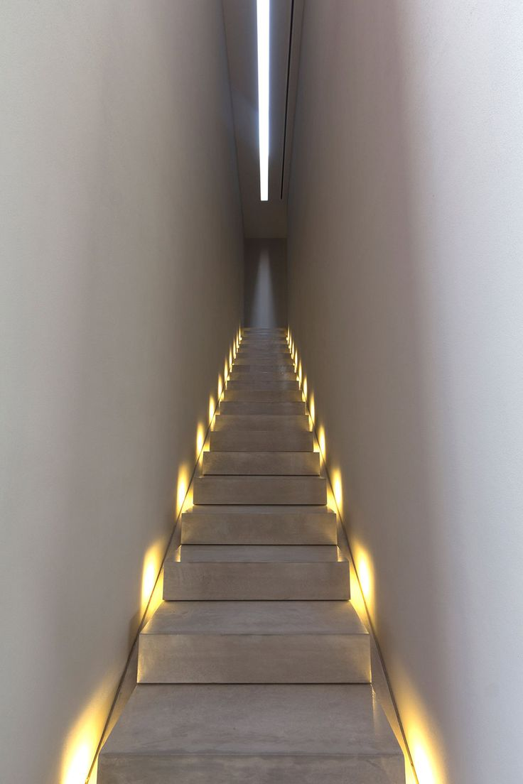 188 best stairs images on pinterest stairs architecture and architecture small white interior stairs design with wall lighting ideas the captivating home casa la punta built by elias rizo arquitecto