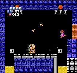 Metroid - NES O chefão Kraid além de ser um chefão de respeito o som do esconderijo dele é campeão