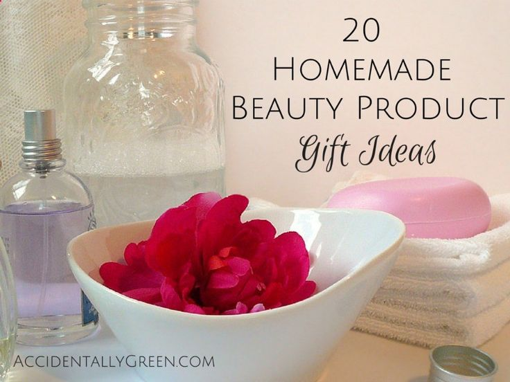 What mom doesn't love a homemade gift? Start thinking about Mother's Day gift ideas now with these simple homemade beauty products ...