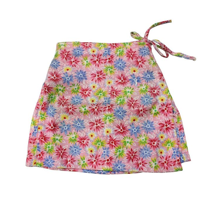 Romano Girl's Multi-Coloured Skirt -- Details can be found by clicking on the image.