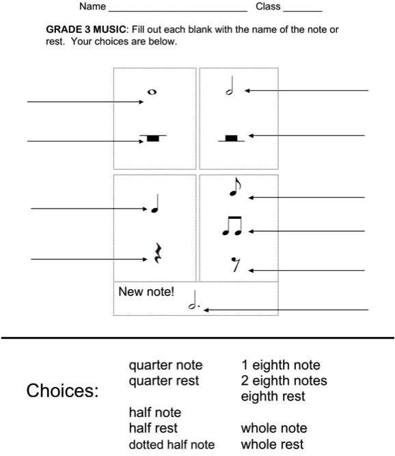 Beths Music Notes Rhythm Worksheets Rhythm In 2018 Pinterest