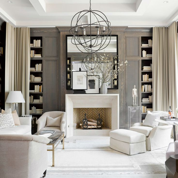 Library Den Atlanta Home Of Interior Designer Peggy: 25+ Best Ideas About Sitting Rooms On Pinterest