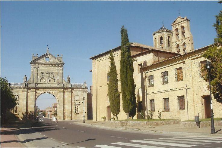 Sahagún, León, Camino de Santiago