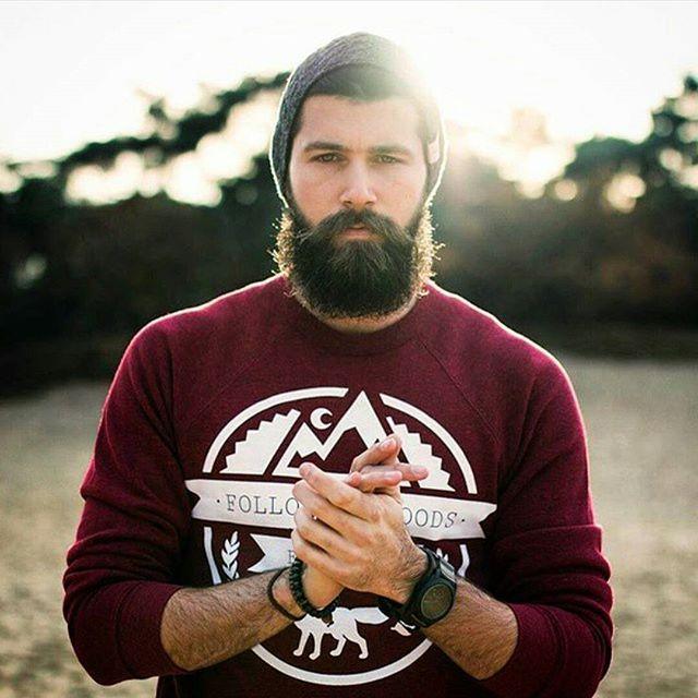 @fracrox  @hoiecarly #beardbad #beard