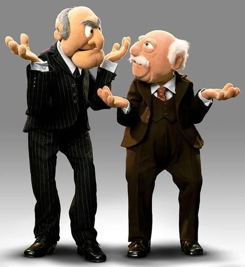1000 Ideas About Statler And Waldorf On Pinterest: 93 Best Images About Grumpy Old Men On Pinterest