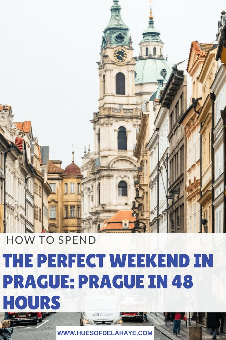 how to spend a day in prague