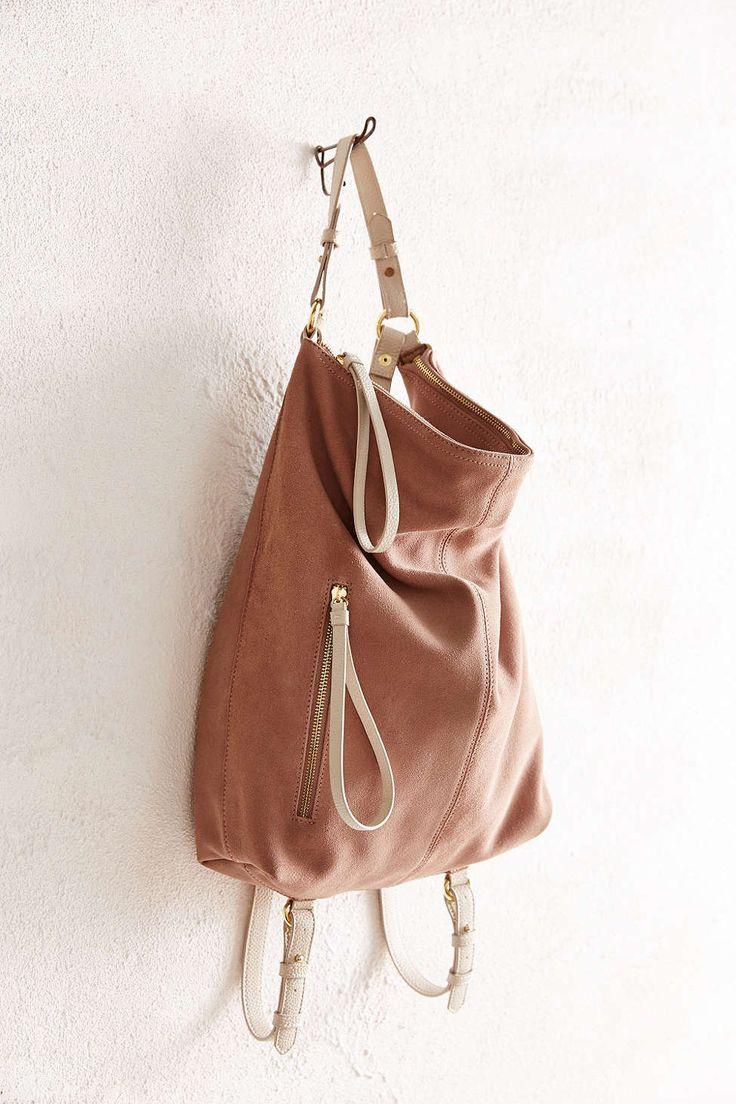 Kimchi Blue Convertible Backpack Shoulder Bag