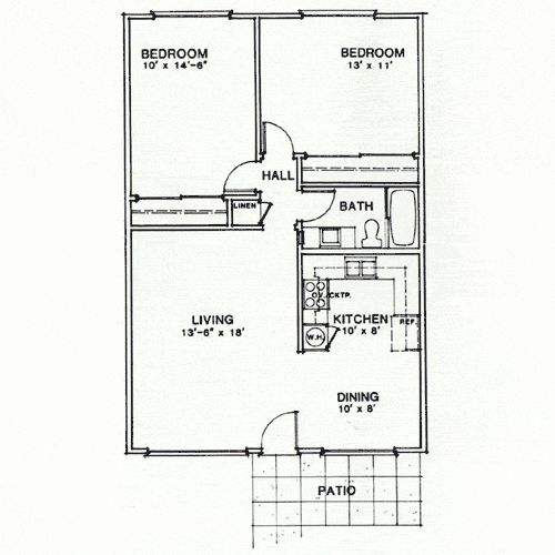 33 best images about Floorplans on Pinterest | Apartment floor ...