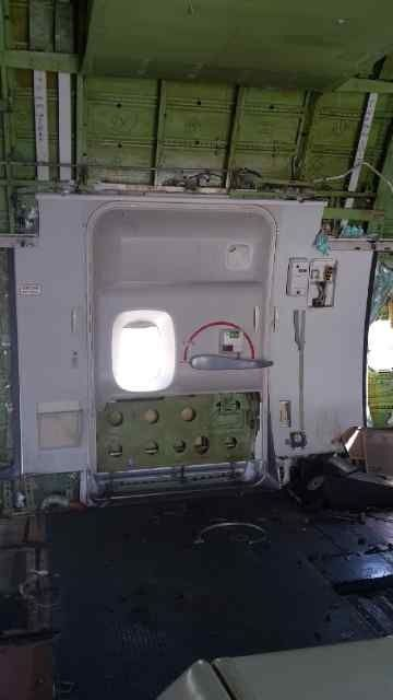 Boeing 747 door For sale , by email