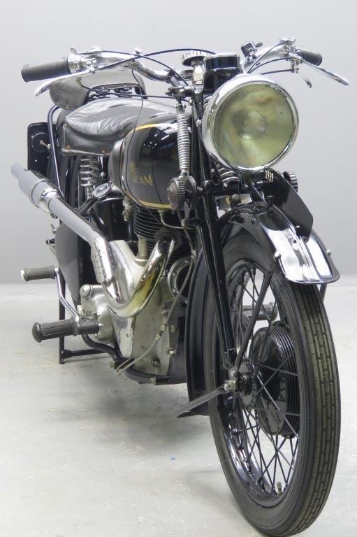Sunbeam 1939 B25S 500cc