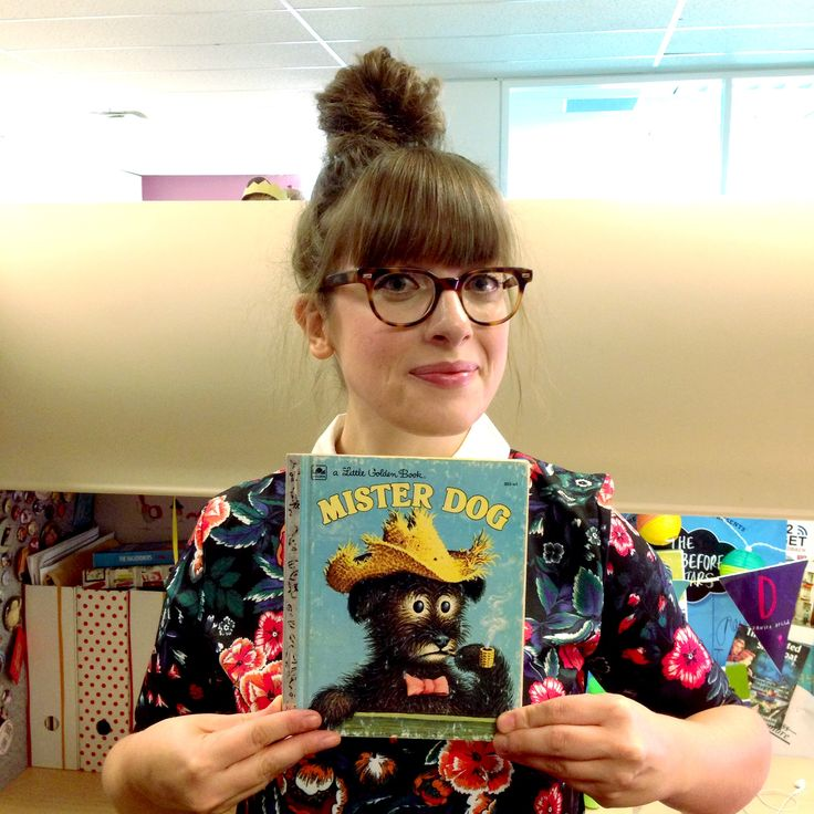 Jessica is thankful for Mister Dog by  Margaret Wise Brown because it is her favourite book of all time, and she admired that he belonged to himself! Mister Dog is part of the classic Little Golden Book series that has been a part of so many childhoods. #ThankYouKidsLit