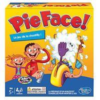 Pie Face : le jeu de la chantilly