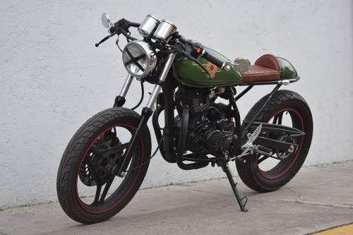 Honda tool 125 cc Cafe Racer