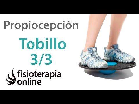 Ejercicios Propioceptivos para fortalecer el tobillo. Propiocepción de tobillo nivel avanzado. | Fisioterapia Online