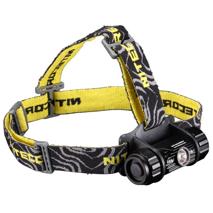 The Nitecore HC50 is a powerful, rechargeable, Waterproof LED Flashlight. 565 Lumens max and 10% off 'til Sunday Feb 1st