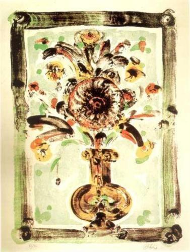 Abidin Dino (1913 - 1993) | Magic Realism | unknown title