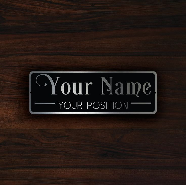 PERSONALIZED  DOOR  PLAQUE Sign, Personalized Door Plaque, Customizable Signs, Custom Door Name Plate, Door Sign, Door Plaque, Door Plate by DecaModa on Etsy