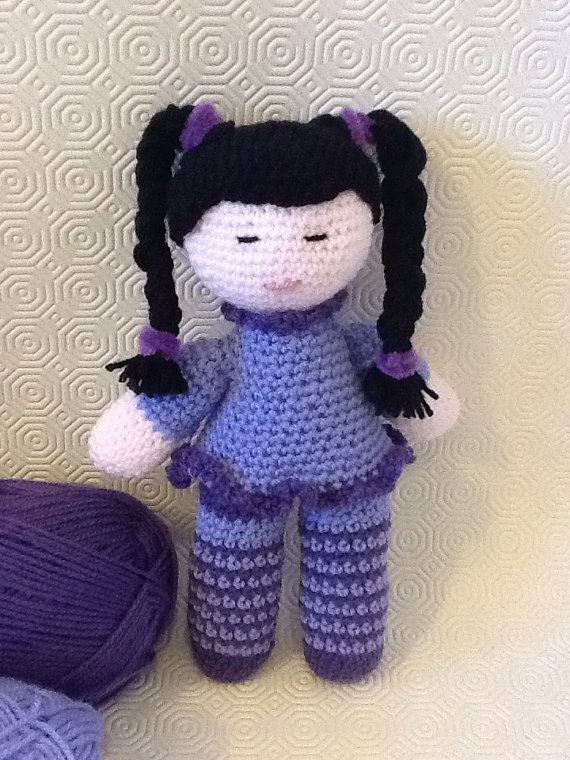 Amigurumi doll by EvalestAmigurumi on Etsy