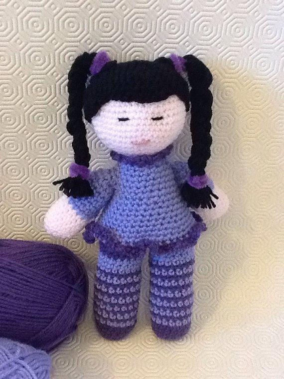 Amigurumi doll by EvalestAmigurumi on Etsy