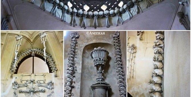 Bone Church / Sedlec Ossuary