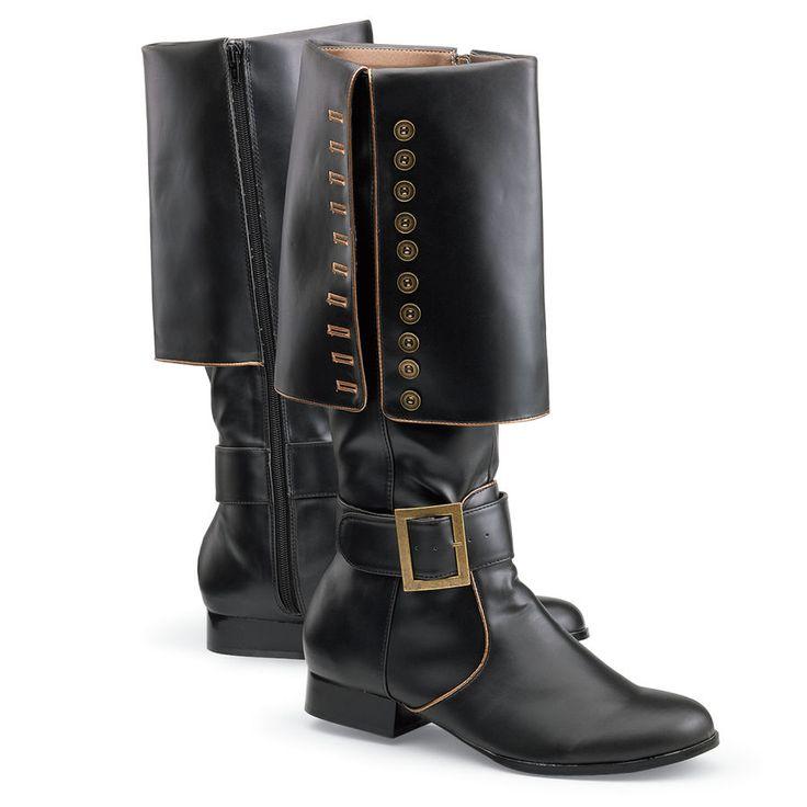 Mens Buccaneer Boots
