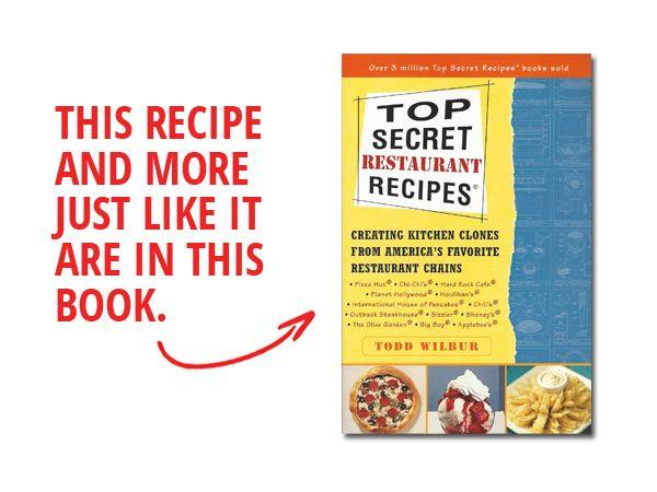 Top Secret Recipes |T.G.I. Friday's Spicy Cajun Chicken Pasta Copycat Recipe