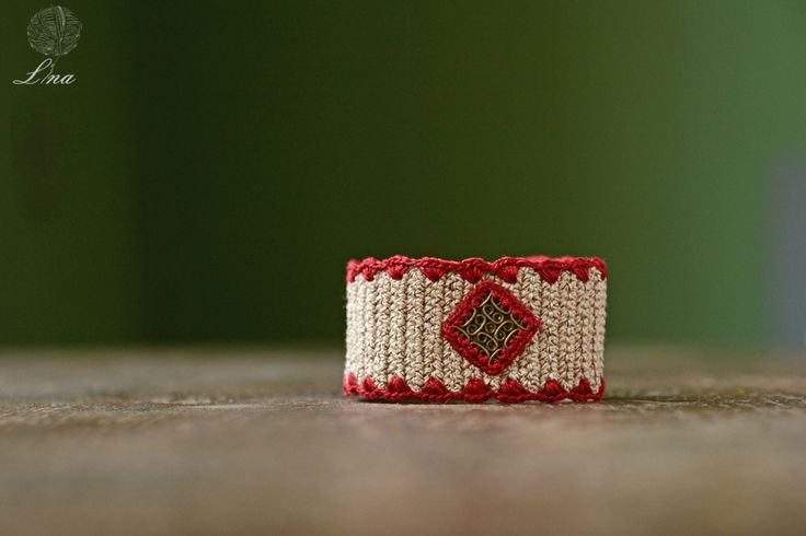 Handcrafted Cuff Bracelet