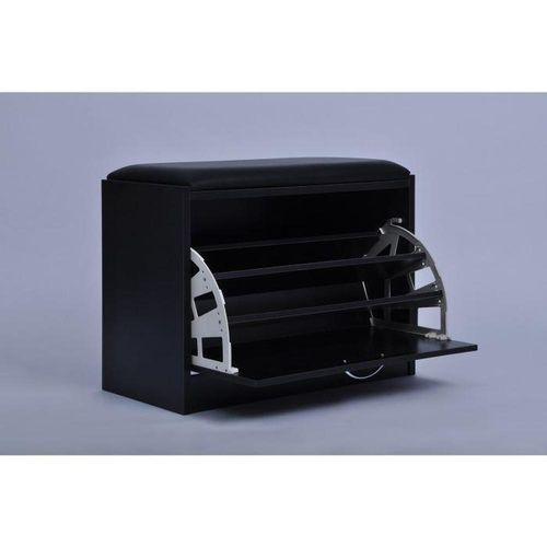 1000 images about banc chaussures on pinterest deco - Meuble coffre rangement chaussures fonction banc ...