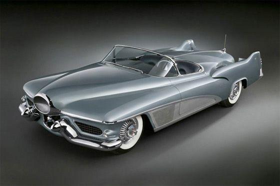 Buick Achievers Scholarship >> 1950 Buick Le Sabre concept | G E N E R A L M O T O R S ...