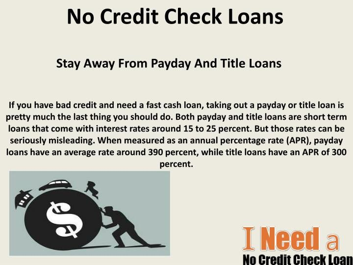 No Credit Check Loans Get Fast Payday Loans Support With Bad Credit Profile No Credit Check Loans Payday Loans Payday