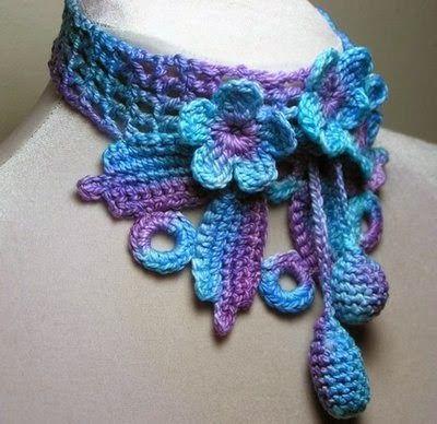 Tejiendo un poco con Martha: * Ideas con el Crochet