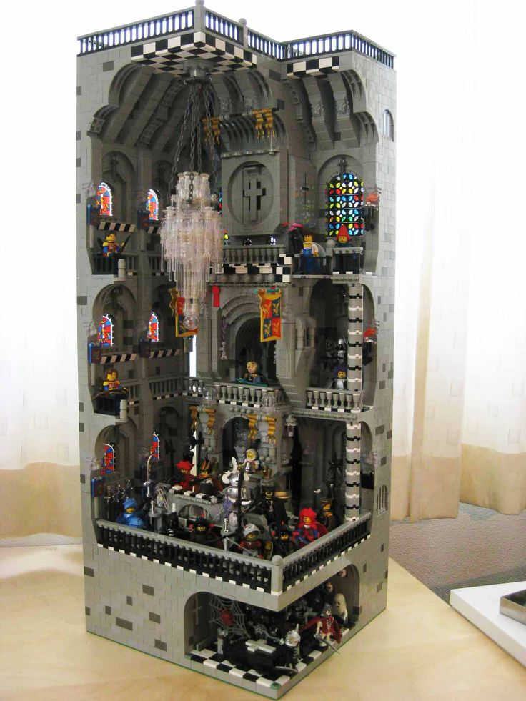 die 25 besten ideen zu lego castle auf pinterest lego. Black Bedroom Furniture Sets. Home Design Ideas