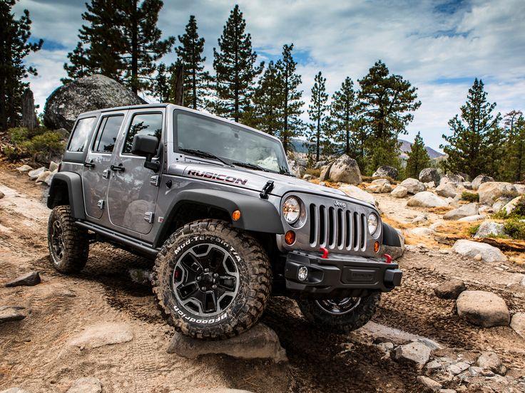 2013 Jeep Wrangler Rubicon Unlimited