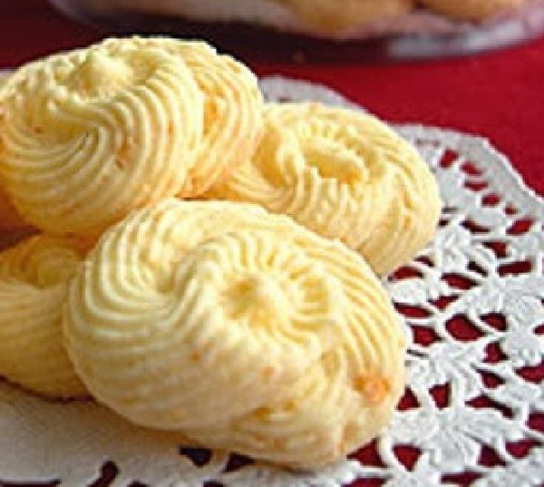 . Resep Kue Keju Semprit : Macam-Macam Kue Keju dan Resep Kue Keju Termudah