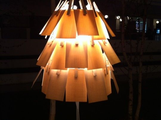 Do-it-yourself lamp