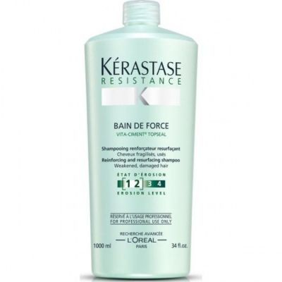 #Kerastase #Resistance #Bain De #Force Yıpranmış Saçlar İçin #Onarıcı ve Güçlendirici Şampuan [1 2] 1000 ml hakkında bilgilere bu sayfadan ulaşabilir, ayrıca ürünler içinse http://www.portakalrengi.com/kerastase bu sayfayı ziyaret ederek, sipariş verebilirsiniz.